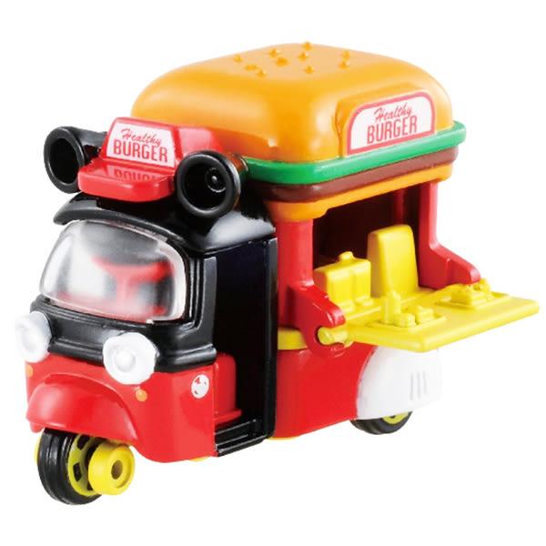 迪士尼模型車 米奇夢幻熱狗造型玩具餐車/迷你小汽車/模型/多美小汽車 [喜愛屋]