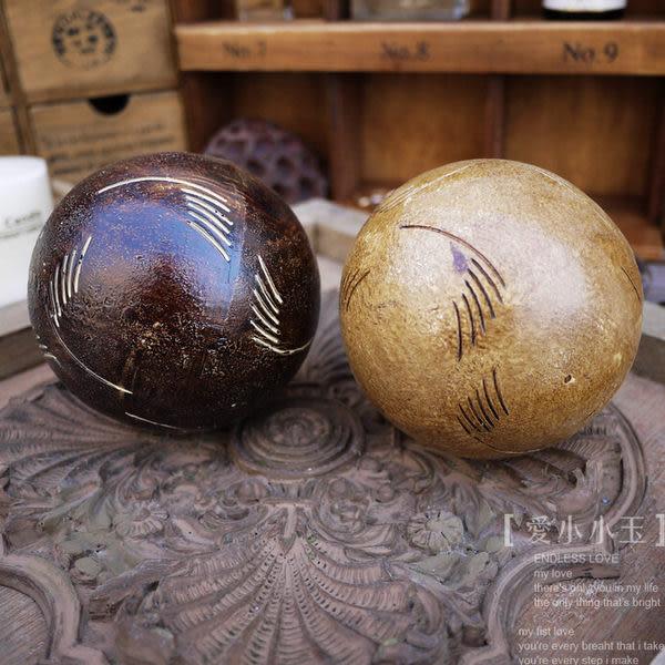 【花藝之球-1207款】球形擺設花藝工藝品2個組
