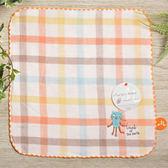 日本今治 - KONTEX - Duo方巾(橘)《日本設計製造》《全館免運費》