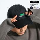 棒球帽 日出山脈刺繡 老帽 棒球帽【AC02】老帽 潮流 棒球帽 山系 青山 OUTDOOR 工裝