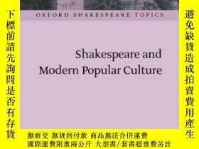 二手書博民逛書店Shakespeare罕見And Modern Popular