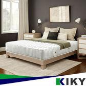 側邊加強提升👍單人加大3.5尺獨立筒床墊-【二代英式】五星級飯店指定款~台灣品牌-KIKY~2Victorian