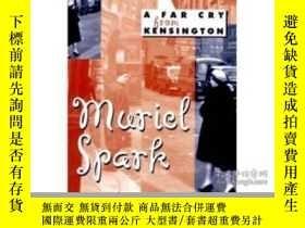 二手書博民逛書店A罕見Far Cry From KensingtonY364682 Muriel Spark New Dire