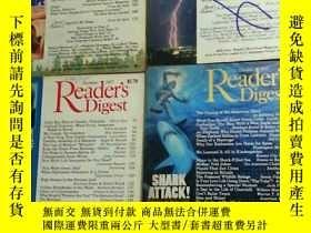 二手書博民逛書店Readers罕見digest(july 1987)英文原版 不