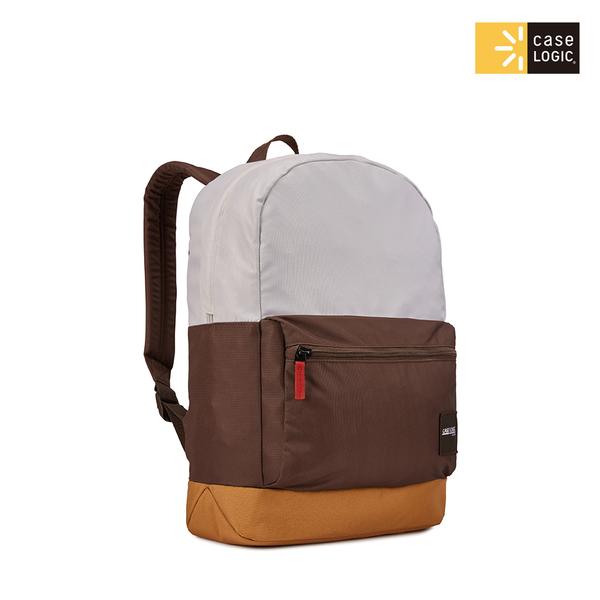 Case Logic-CAMPUS 24L筆電後背包CCAM-1116-灰白/深褐