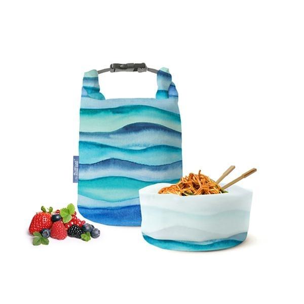 桶裝食物袋/藍色海洋【Roll'eat西班牙食物袋】