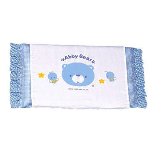 【奇買親子購物網】艾比熊初生乳膠枕