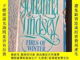 二手書博民逛書店Fires罕見of WinterY21478 Johanna L