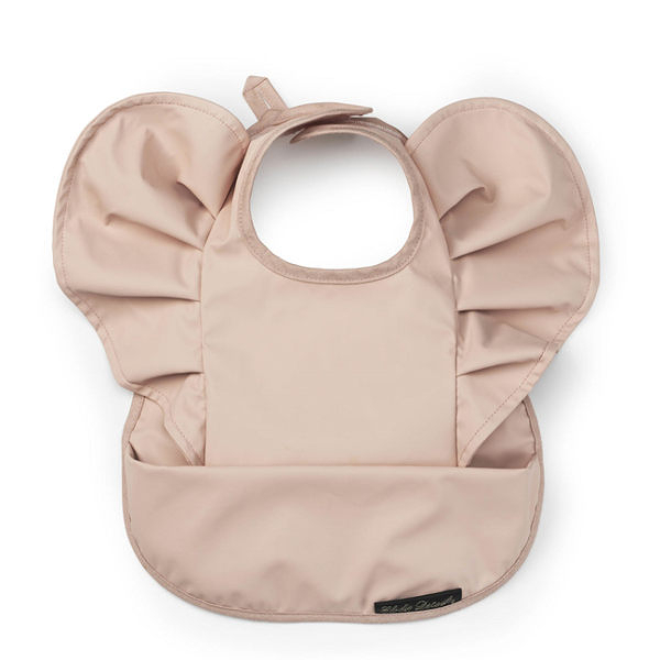 【瑞典ELODIE DETAILS】精品防水口袋圍兜(粉色公主)