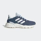 Adidas NEO 90S Valasion [EE9911] 女鞋 慢跑 運動 避震 透氣 舒適 穿搭 愛迪達 藍白