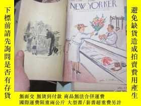 二手書博民逛書店NEW罕見YORKER JUNE.22,1946 5416Y19