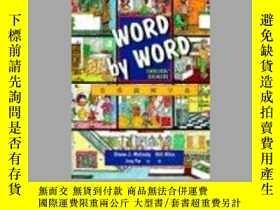 二手書博民逛書店Word罕見By Word Picture DictionaryY255562 Molinsky, Steve