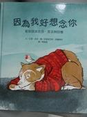 【書寶二手書T1/少年童書_WFA】因為我好想念你:和你談談告別、思念與回憶_艾雪.波瑟