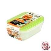 【日本製】【Inomata】日本製 食物保存收納 方型保鮮盒 400ml 二入組(一組:10個) SD-13698 - Inomata