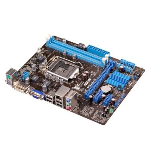 ASUS 華碩 H61M-K 1155腳位 uATX 主機板