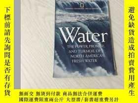二手書博民逛書店national罕見geographic november 1993(special edition water)