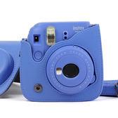 富士 一次成像拍立得mini8 mini9包單肩相機皮套攝影包保護殼  享購