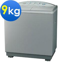 ★6期0利率★ SAMPO 聲寶 雙槽半自動洗衣機 ES-900T  雙槽半自動洗衣、琺瑯材質脫水籠