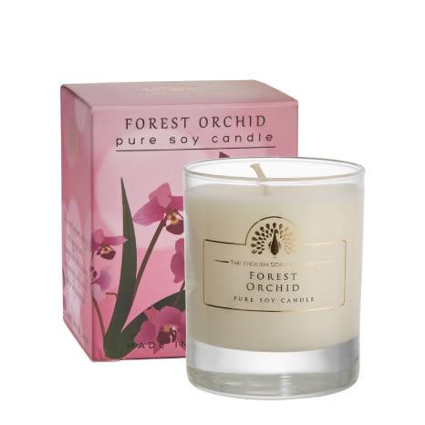 四平二月 4p2m 香氛蠟燭 蘭花森林