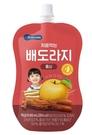 韓國 BEBECOOK 寶膳 嬰幼兒雪梨桔梗紅蔘汁(80ml)