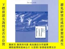 二手書博民逛書店Freewheel罕見Corporation Practice Set For Use With Fundamen
