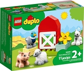 樂高LEGO DUPLO 農場動物照護中心 10949 TOYeGO 玩具e哥