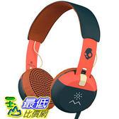 [104美國直購] Skullcandy Grind Explore 耳機 Orange/Navy S5GRHT-467