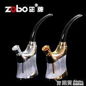 zobo正牌水煙壺水煙斗過濾大酒吧個性清洗靜音全套有機玻璃可拆卸