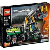 【LEGO樂高】 TECHNIC 鋸木機 #42080