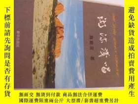 二手書博民逛書店罕見湖流淺唱Y28340 施能泉 新華出版社 出版1997
