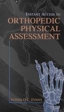 二手書博民逛書店 《Instant Access to Orthopedic Physical Assessment》 R2Y ISBN:0323016650│Mosby Incorporated