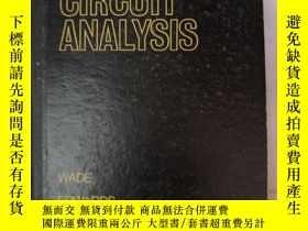 二手書博民逛書店electronic罕見circuit analysis (H1
