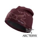 【Arc'teryx 始祖鳥】Bird Logo 針織毛帽『狂想紫紅/陶土褐』L07431500 保暖.毛帽.吸濕排汗帽