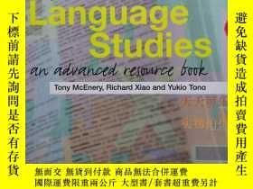 二手書博民逛書店Corpus-based罕見Language Studies:A