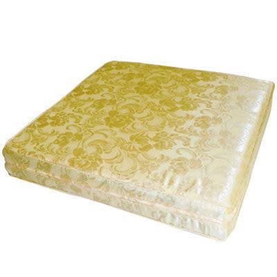 《家購網寢俱館》星辰系列-古典金和風透氣墊(2入)