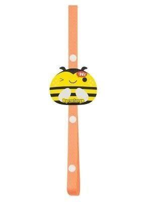 『121婦嬰用品館』*拉孚兒 玩具好朋友-小東西掛帶-蜜蜂