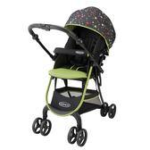 【愛吾兒】GRACO 超輕量型雙向嬰幼兒手推車 輕旅行 CITI STAR-歐洲之星