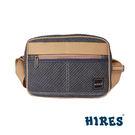 HIRES-模範生系列-斜背包...