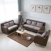 簡約現代布藝沙發單人雙人三人小戶型客廳組合家具臥室休閒沙發椅igo 時尚潮流