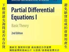 二手書博民逛書店Partial罕見Differential Equations I-偏微分方程IY436638 Michael