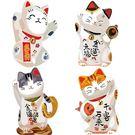 壁貼  日系招財貓壁貼  四款任選  想購了超級小物