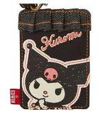 【KP】三麗鷗 x Edwin票卡套 酷洛米 票卡夾 證件套 日本進口正版授權 4548643126610