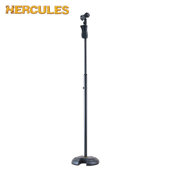 ★HERCULES★MS201B 圓盤直立麥克風架