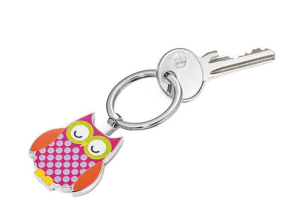 【WIZ微禮】TROIKA  鑰匙圈- 貓頭鷹