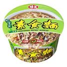 味王巧食齋素食麵83g/碗(12碗/箱)*4箱【合迷雅好物超級商城】