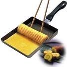 日本伊達卷風玉子燒鍋 (不沾紋路鍋)