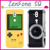 Asus ZenFone 5Q 6吋 ZC600KL 創意彩繪系列手機殼 個性背蓋 手機套 經典圖案保護套 相機保護殼