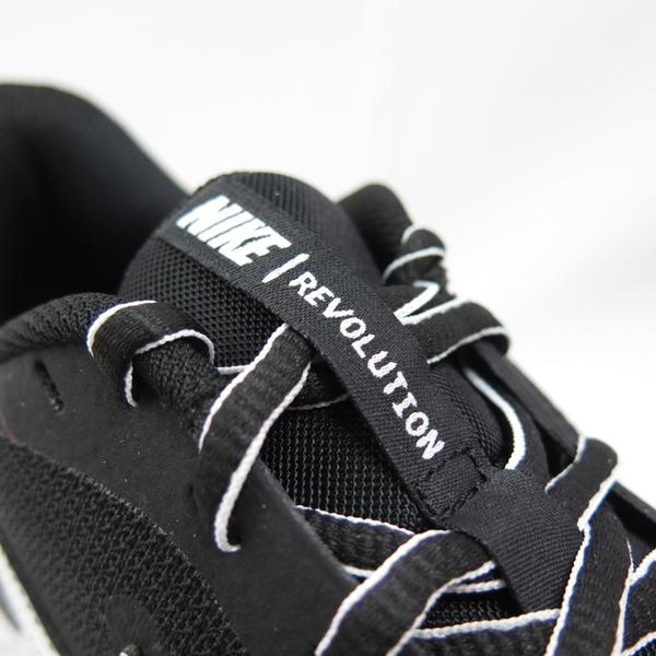 NIKE REVOLUTION 5 EXT 男款 慢跑鞋 CZ8591001 黑 大尺碼【iSport愛運動】