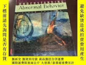 二手書博民逛書店Understanding罕見Abnormal Behavior