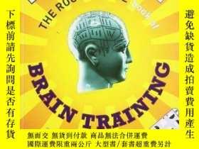 二手書博民逛書店The罕見Rough Guide Book Of Brain TrainingY364682 Gareth M